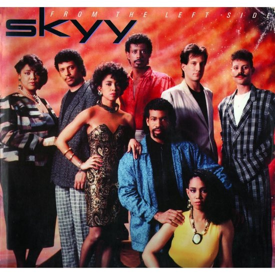 Skyy – From The Left Side -Reissue-