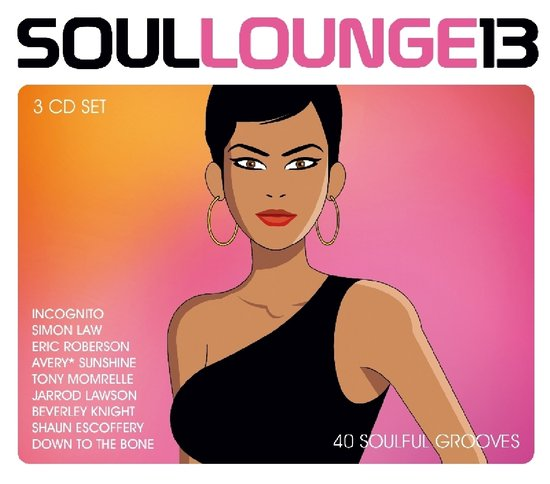 Soul Lounge 13 – 40 Soulful Grooves