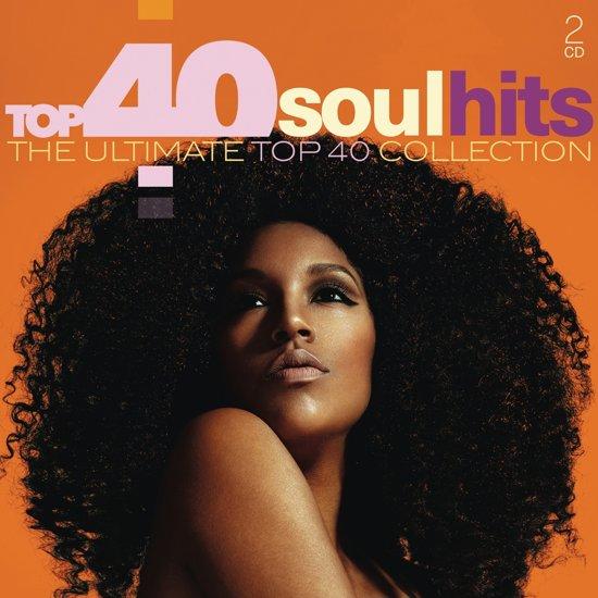 V/A – TOP 40 – SOUL HITS