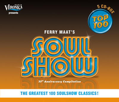 Soulshow – The Greatest 100 Soulshow Classics (5CD BOX)
