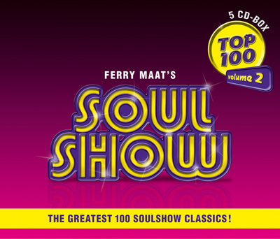 Soulshow – The Greatest 100 Soulshow Classics vol 2 (5CD BOX)