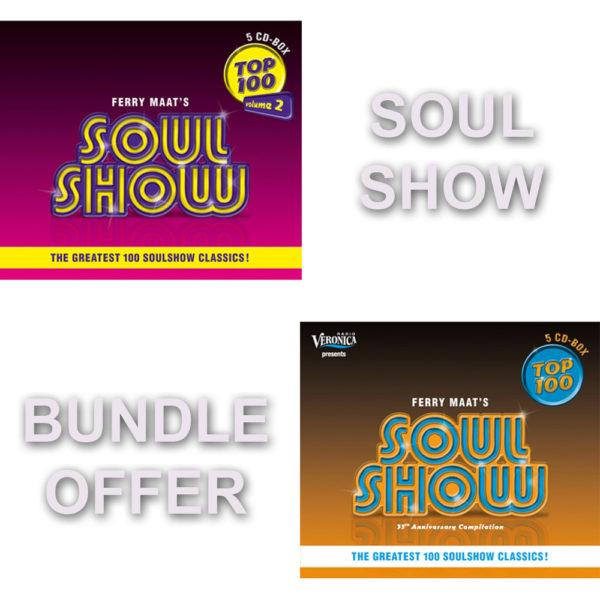 Soulshow – 100 Soulshow Classics vol 1 & 2 BUNDLE