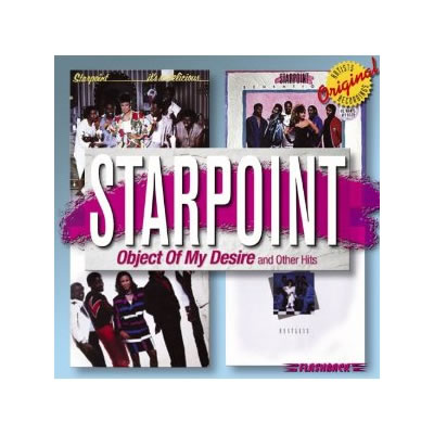 Starpoint – Object Of My Desire and other hits (CD)