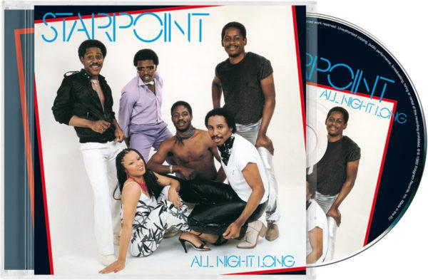Starpoint – All Night Long (PTG CD)