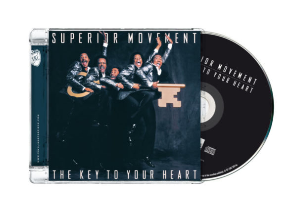 Superior Movement – Key To Your Heart (PTG CD)