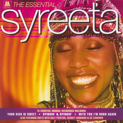 Syreeta – The Essential Collection (CD)