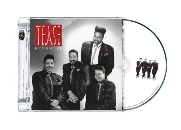 Tease – Remember (PTG CD)
