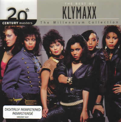 Klymaxx – The Best of (Millennium Collection CD)