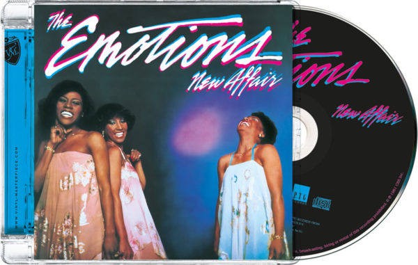 Emotions – New Affaire (PTG CD)