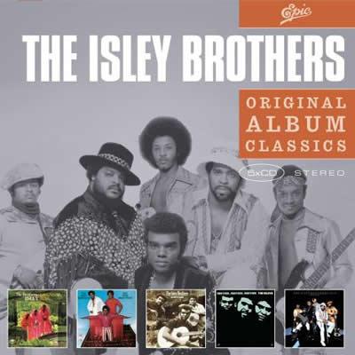 Isley Brothers – Original Album Classics (5CD)