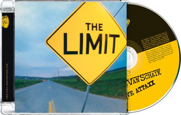 Oattes Van Schaik aka The Limit – The Limit (PTG CD)