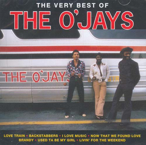O'Jays – The Very Best Of (CD)