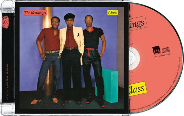 Reddings – Class (PTG CD)