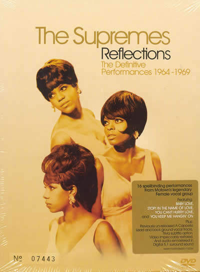 Supremes – Reflections (DVD)*