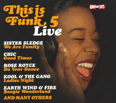 This Is Funk Volume 5 (CD)