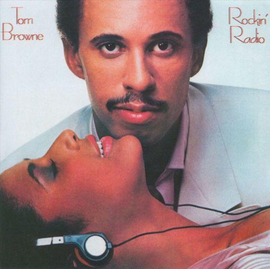 Tom Browne – Rockin' Radio -Bonus Tr-