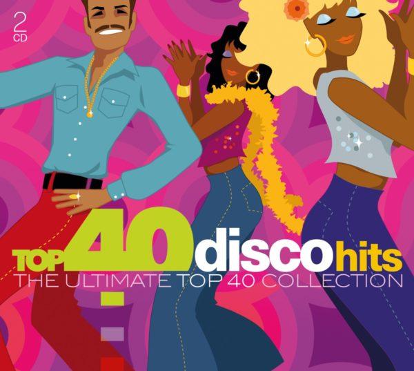 V/A – Top 40 – Disco Hits