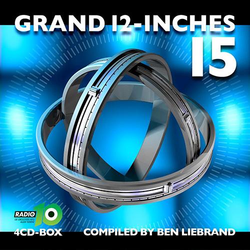 Ben Liebrand – Grand 12 Inches vol. 15 (4CD)