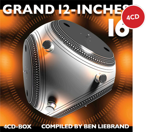 Ben Liebrand – Grand 12 inches 16