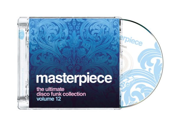 Masterpiece Vol. 12 – The ultimate disco funk collection