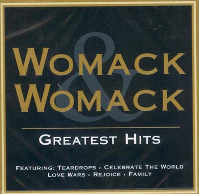 Womack & Womack – Greatest Hits