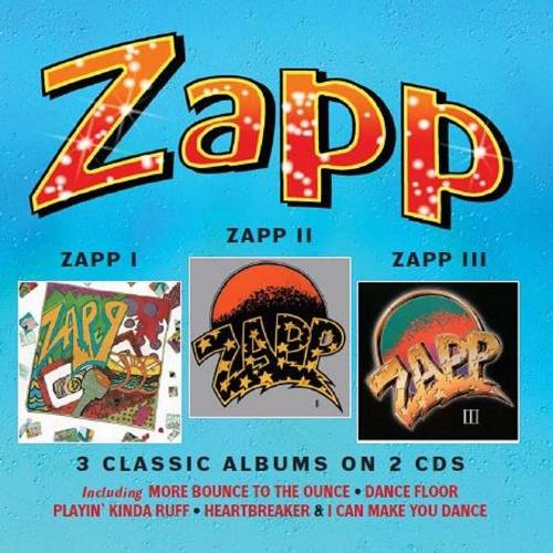 ZAPP –  Zapp I / Zapp II / Zapp III DELUXE EDITION