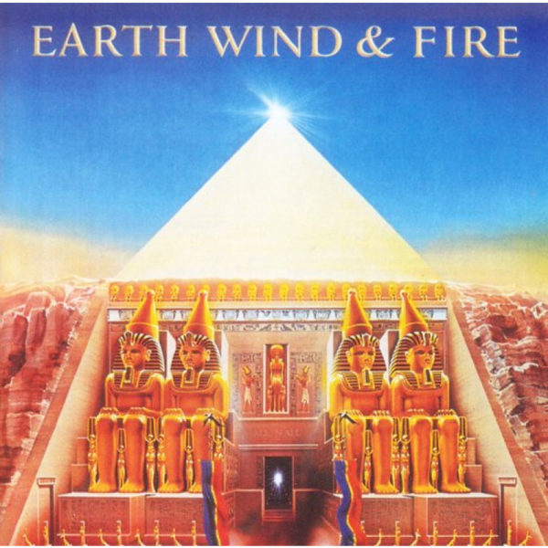 Earth, Wind & Fire – All 'N All + 3