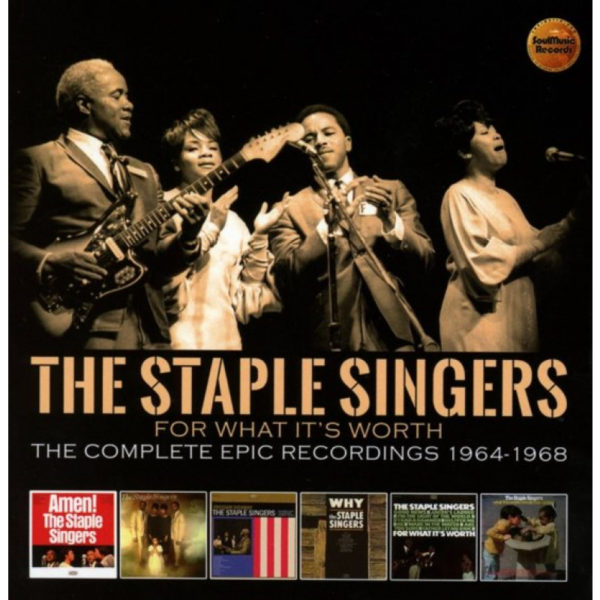 Staple Singers – For What It's Worth
