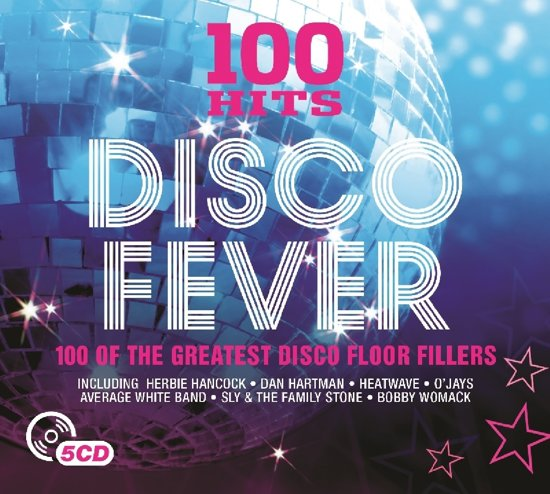 100hits-disco-fever
