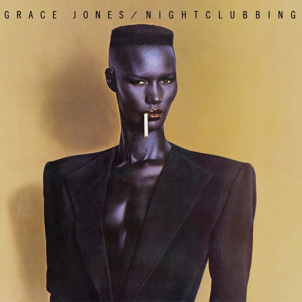 grace jones album cover