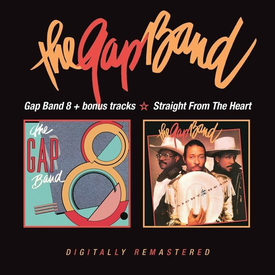 gap band 8 straight cd cover