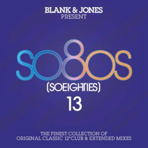 Blank & Jones so80s CD cover