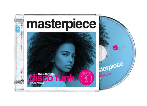 Masterpiece vol. 30 CD-case