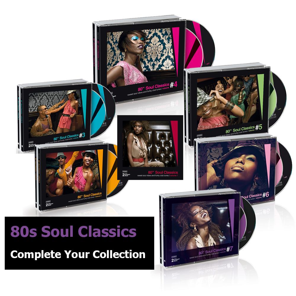 80's Soul Classics