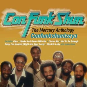 Con funk Shun Mercury Anthology Albumcover
