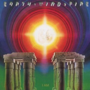 Earth wind & fire-I Am CD cover
