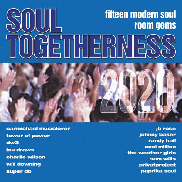Soul togetherness 2020 album cover