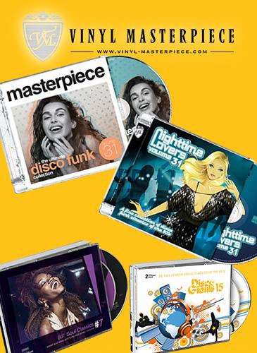 Vinyl Masterpiece newsletter