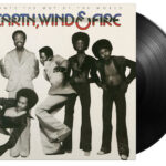 EARTH, WIND & FIRE - THAT'S THE WAY OF THE WORLD (BLACK VINYL)