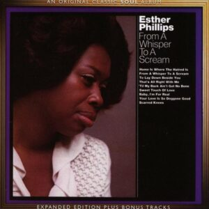 Esther Phillips cd-cover