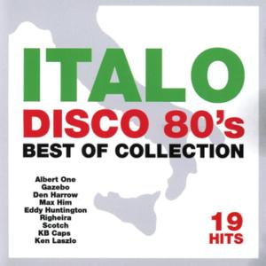 italo disco 80s cd