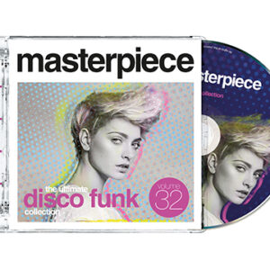 Masterpiece vol. 32 cd jewel