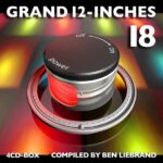 Ben Liebrand Grand 12 inches18 CD