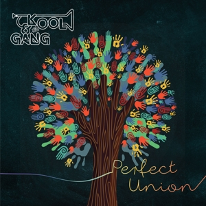 Kool & the Gang Perfect Union CD cover