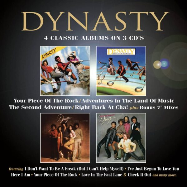 dynasty cover