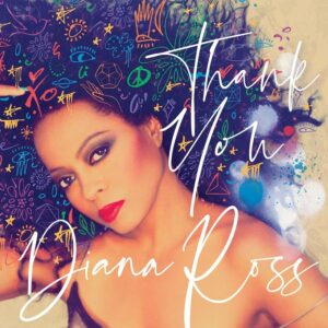 Diana Ross Thank You CD
